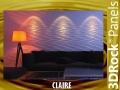 3DRock Panels PR CLAIRE 2